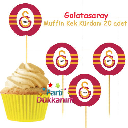 Galatasaray Kürdan 20 Adet