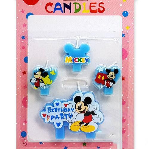 Mickey Mouse Birthday Party Pasta Mumu