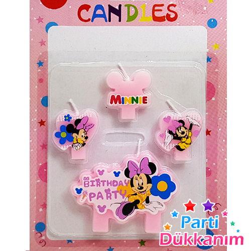 Minnie Mouse Pasta Mumu