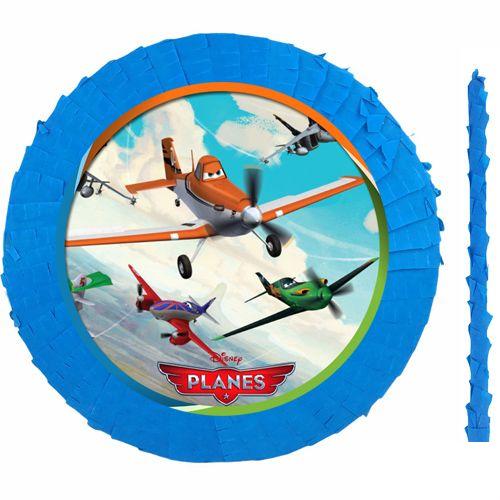 Planes Uçaklar Pinyata (42 cm)