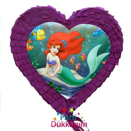 Deniz Kızı ( Ariel ) Pinyata (42 cm), fiyatı