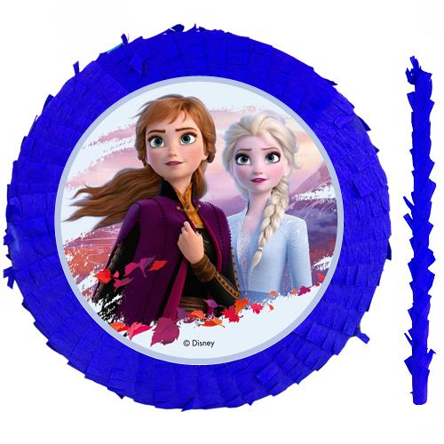 Frozen Pinyata (Anna & Elsa) 42 cm