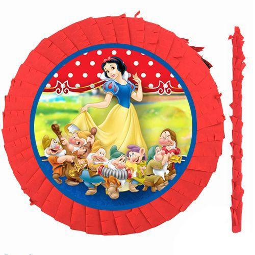 Pamuk Prenses Pinyata