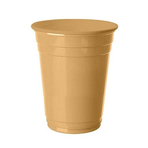 Altın Sarısı Meşrubat Bardağı (8 adet)