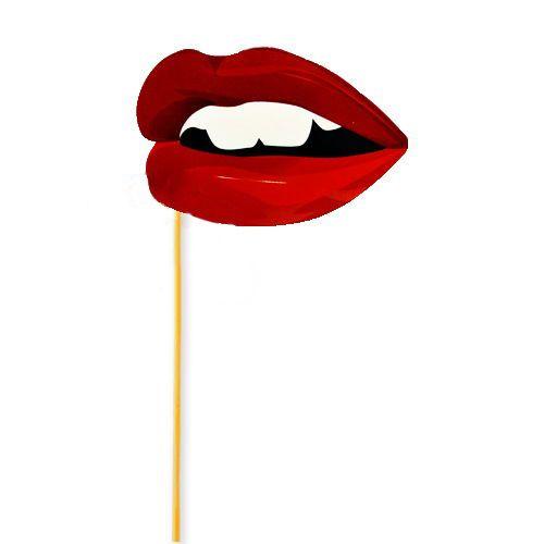 Parti Aksesuar Dudak 002