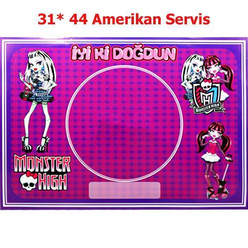 monster high amerikan servis