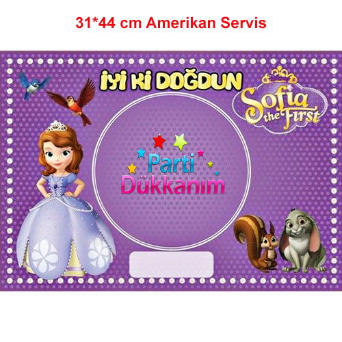 Sofia Amerikan Servis (8 Adet), fiyatı