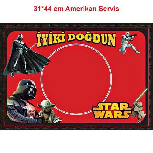 Star Wars Amerikan Servis (8 Adet), fiyatı
