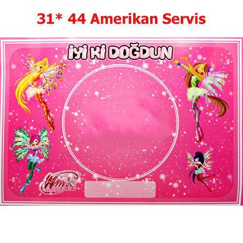 Winks Amerikan Servis (8 Adet), fiyatı