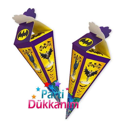 Batman Şeker, Lokum Külahı (10 adet)