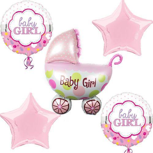 Doğum Odası Balon Süsleme Seti