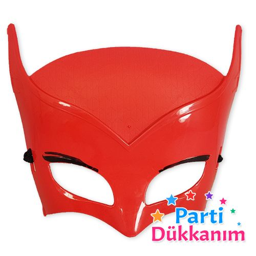 Pijamaskeliler Plastik Maske Baykuş Kız, fiyatı