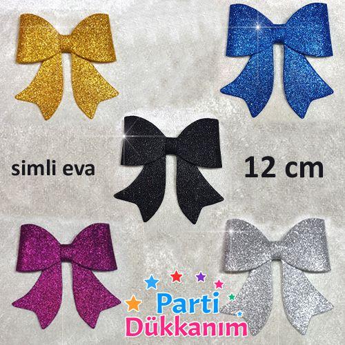 Fiyonk Simli Eva Süs (10x12 cm), fiyatı