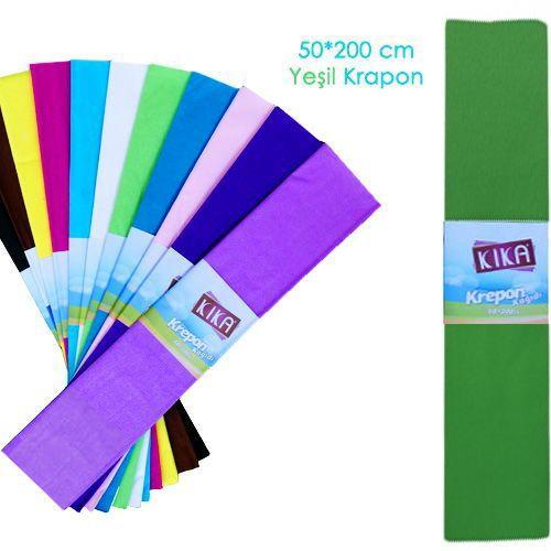 Krapon Kağıdı Açık Yeşil 1 Adet, fiyatı