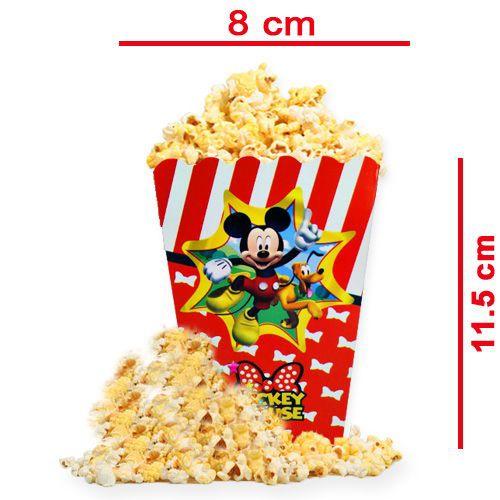 Mickey Mouse Mısır Kutusu (10 Adet), fiyatı