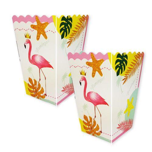 Flamingo Mısır Kutusu (10 Adet), fiyatı