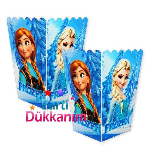 Frozen Popcorn Kutusu (8 Adet)