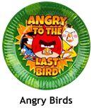 Angry Birds Parti Konsepti