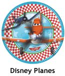 Planes Uçaklar Parti Konsepti