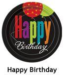 Happy Birthday Parti Malzemeleri Konsepti