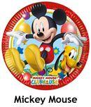Mickey Mouse Parti Konsepti