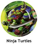 Ninja Turtles Parti Malzemeleri