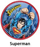 Superman Parti Konsepti