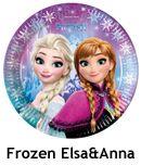 Frozen Parti Konsepti