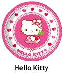 Hello Kitty Parti Konsepti