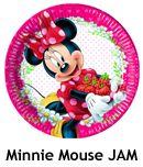 Minnie Mouse Jam Parti Konsepti
