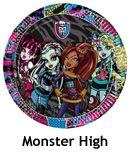 Monster high Parti Konsepti