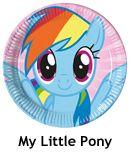 My Little Pony Parti Konsepti
