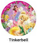 Tinkerbell Parti Konsepti