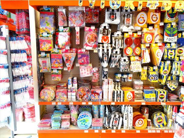 Mağazadan Görüntüler