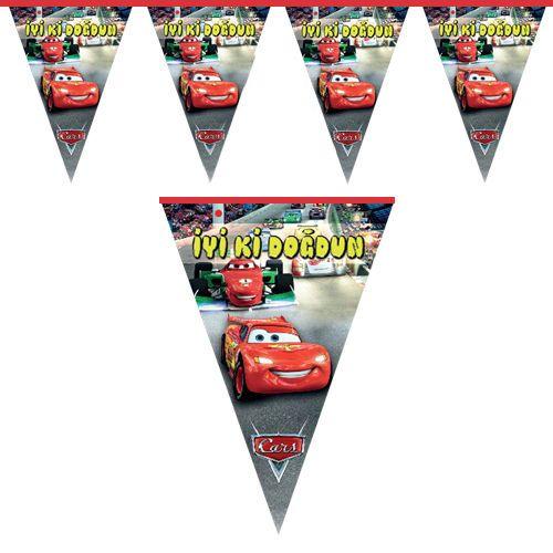 Cars formula bayrak