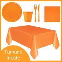 turuncu parti malzemeleri
