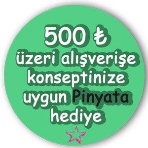 500 tl kampanyası
