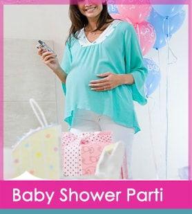 baby shower süsleme malzemeleri