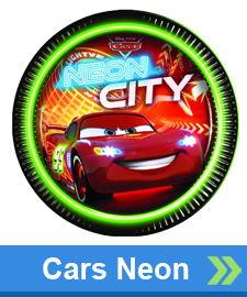 Cars Neon Parti Konsepti