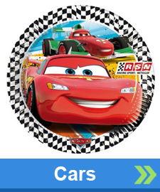 Cars Parti Konsepti