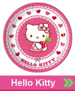 Hello Kitty Parti Konsepti