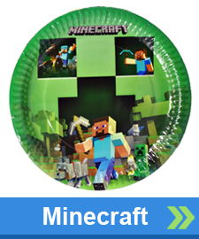 Minecraft Parti Konsepti