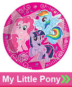 My Little Pony Parti Konsepti