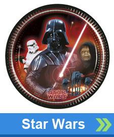 Star Wars Parti Konsepti