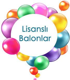 Lisanslı Balonlar
