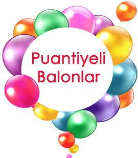 Puantiyeli Balonlar