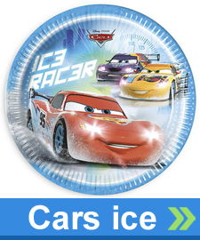 Cars ice Parti Konsepti