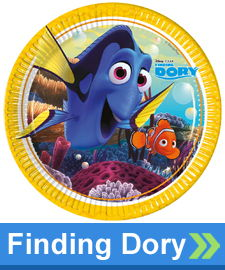 Finding Dory Parti Konsepti