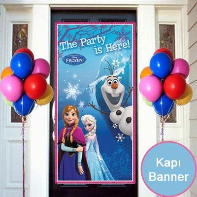 Parti Kapı Süsleri, Kapı Bannerleri Fiyatları