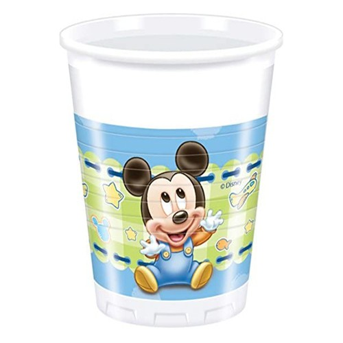 1 Yaş Baby Mickey Mouse bardak